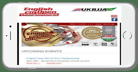 English Open BJJ Championships