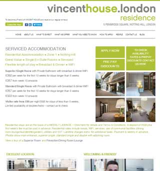 Vincent House London