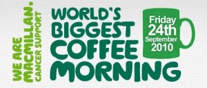 Biggest Coffee Morning