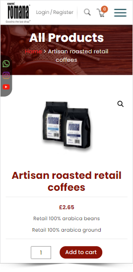 Romana Caffe